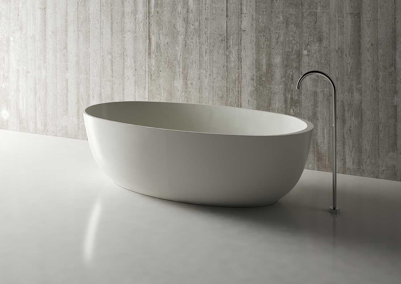 אמבטיה עגולה מבית NICOS