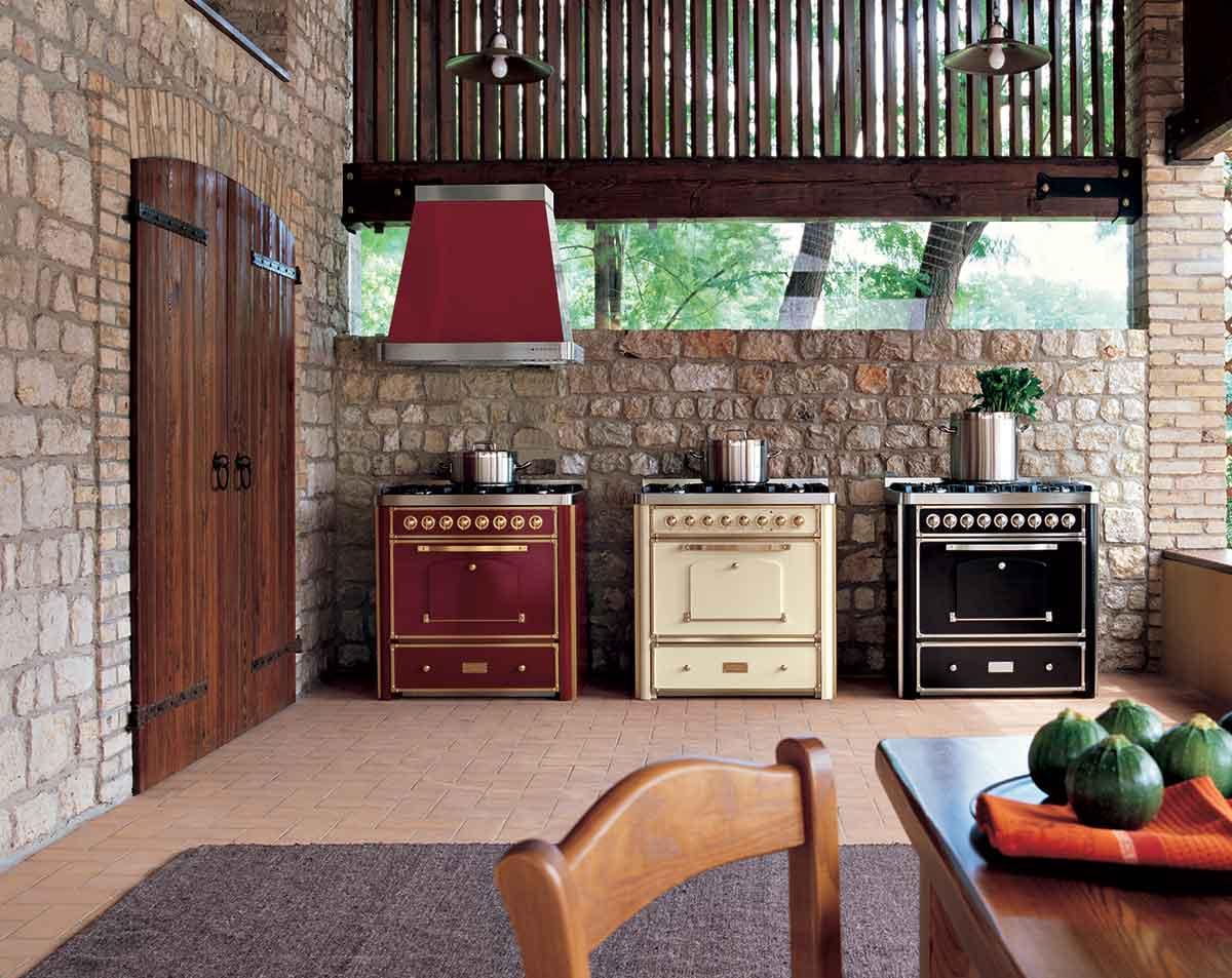 תנור קלאסי במגוון צבעים