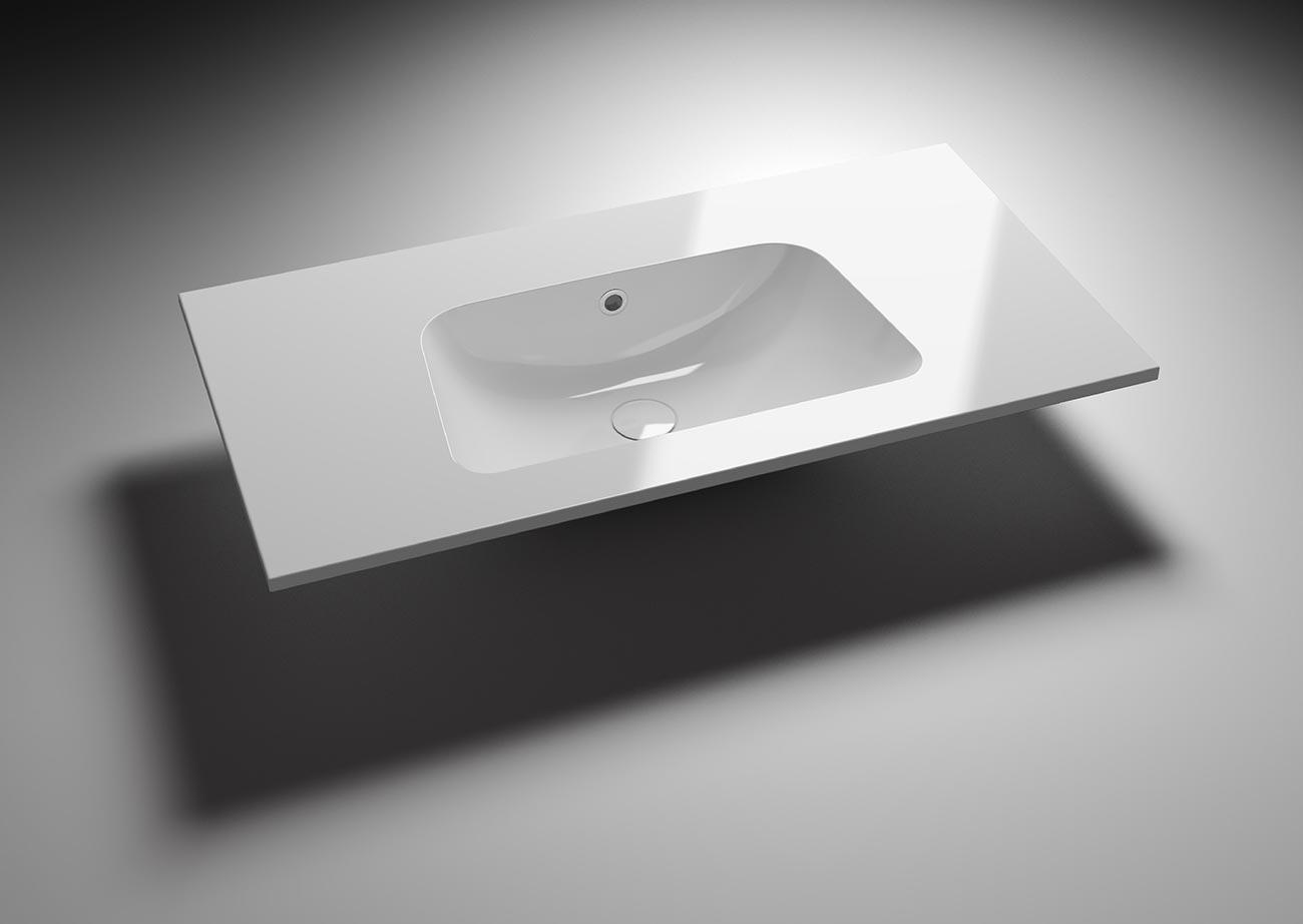כיורים מעוצבים לאמבטיה יוקרתית