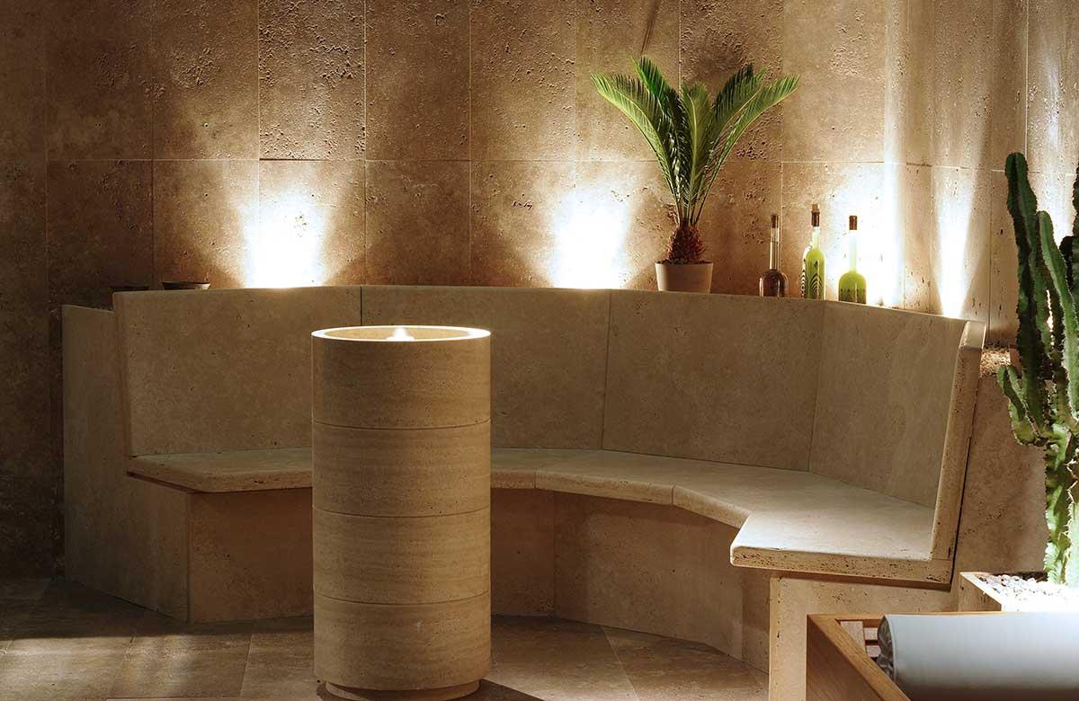 אמבטיות יוקרה מעץ