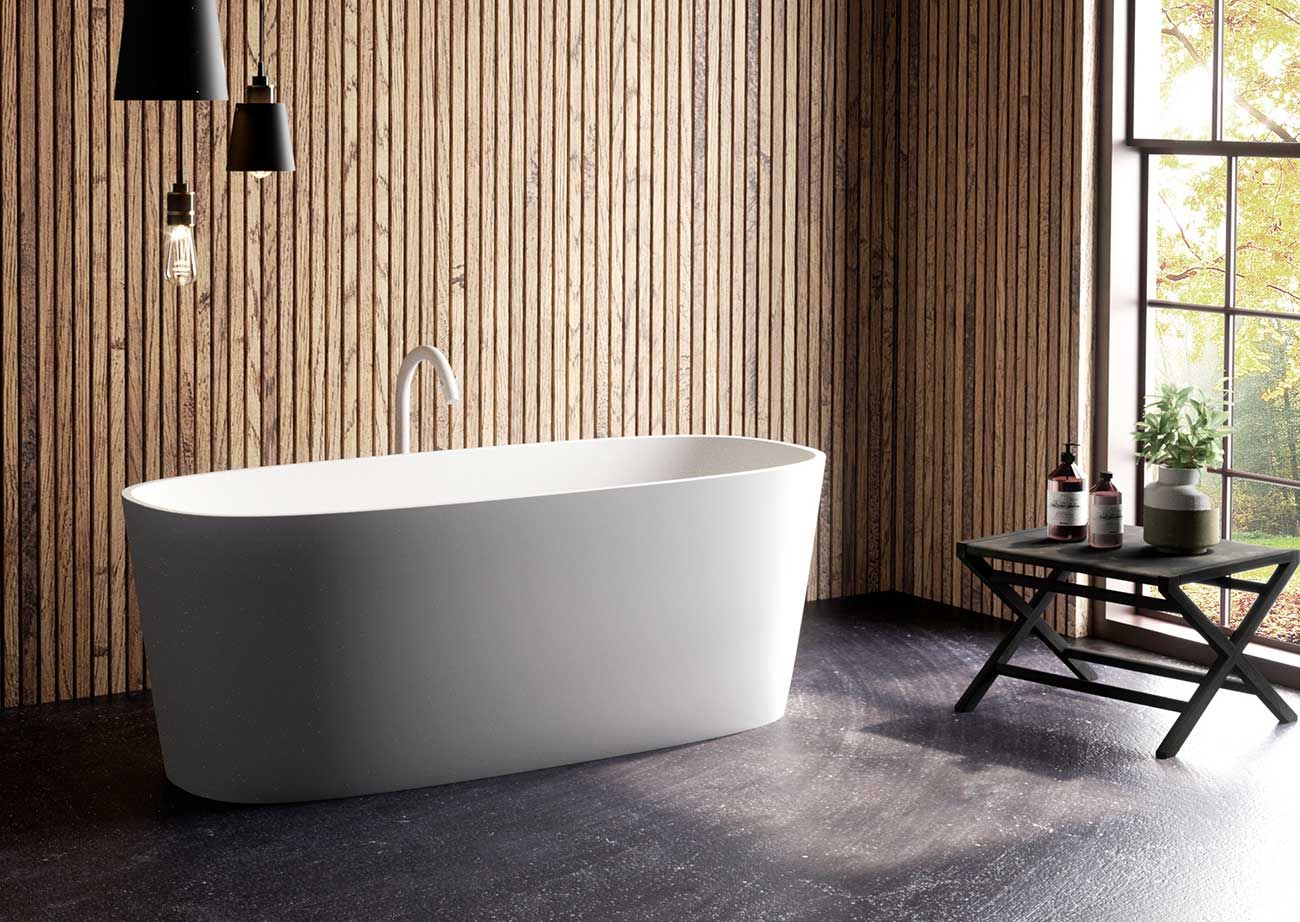 NICOS אמבטיות מעוצבות
