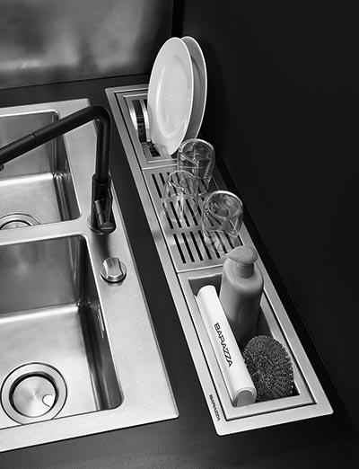 אגניות יוקרתיות למטבח
