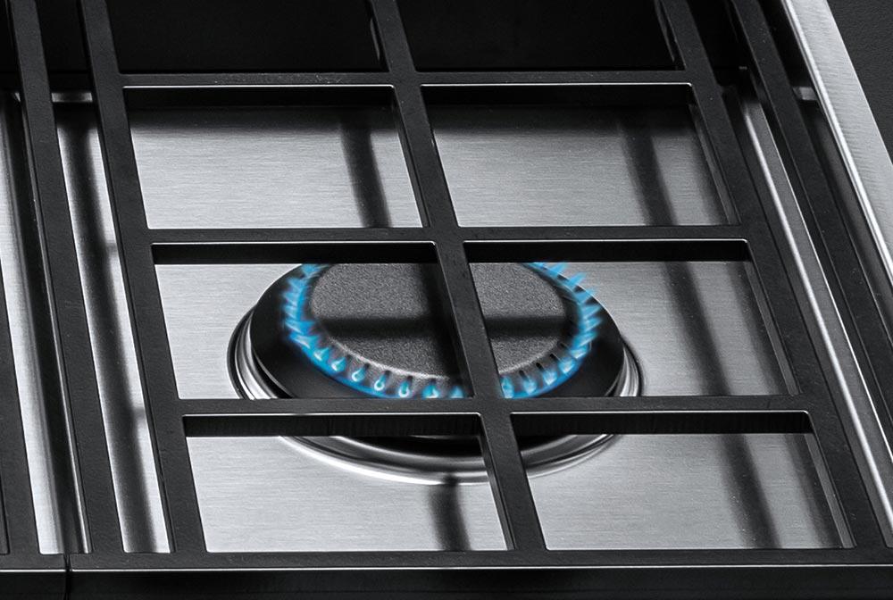 כיריים גז בעיצוב ייחודי